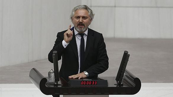 Barış Pınarı Harekatı'ndan rahatsız oldular, Meclis'te HDP'den skandal açıklama
