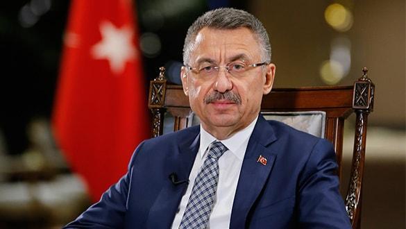 Cumhurbaşkanı Yardımcısı Oktay: Dünya terör örgütüyle Kürtleri birbirinden ayırmalı