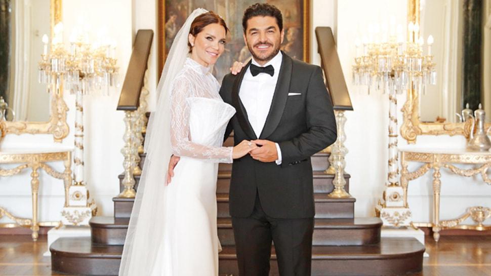 Uğur Akkuş'tan eşi Ebru Şallı'ya dudak uçuklatan düğün hediyesi!