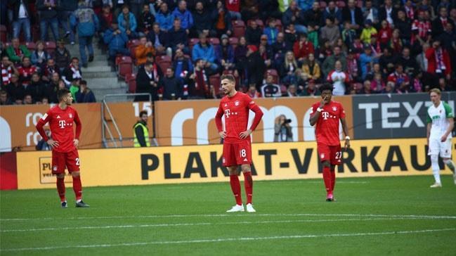 Bayern Münih uzatmada yıkıldı