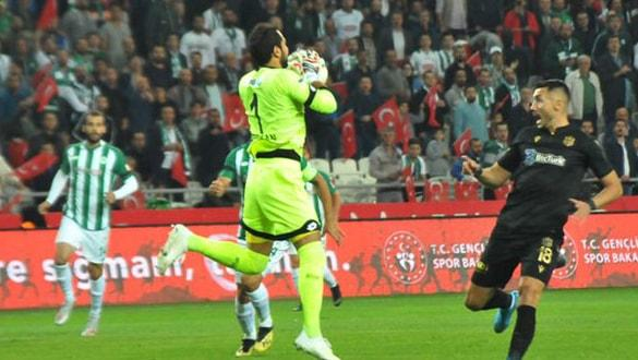 Henüz 20. saniyede... Süper Lig'de akılalmaz olay