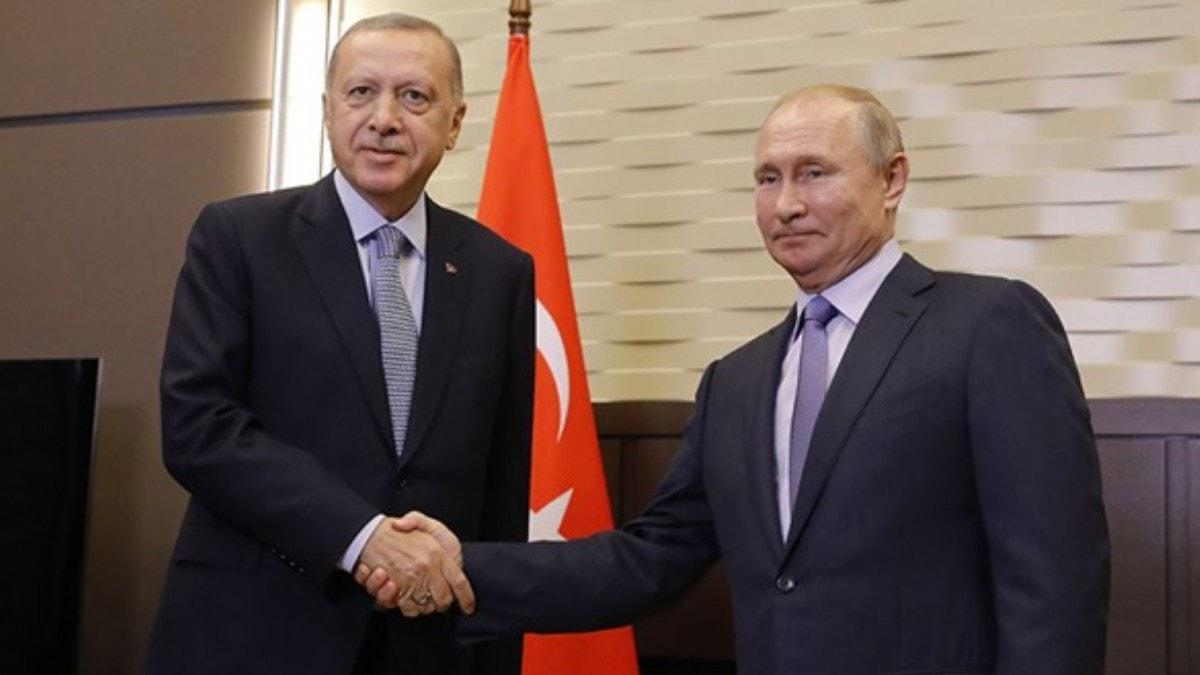 Dünyanın gözü bu zirvede! Başkan Erdoğan ve Putin görüşmesi başladı...