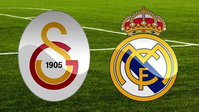Galatasaray ve Real Madrid karşı karşıya