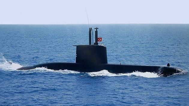 Türkiye'nin milli denizaltı projesi resmen başladı
