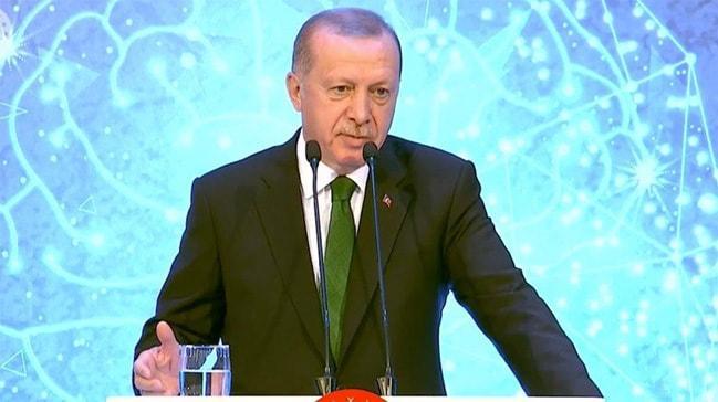 Başkan Erdoğan: Tel Abyad'la Resulayn arasında mülteciler şehrini biz kuracağız