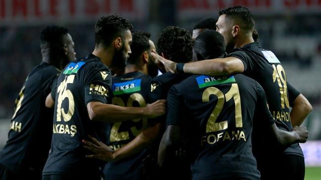 BtcTurk Yeni Malatyaspor İstanbul'da galibiyete hasret