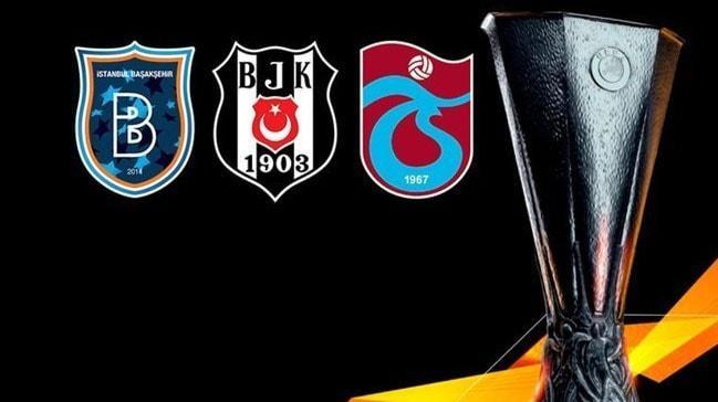 UEFA Avrupa Ligi'ndeki temsilcilerimizin maçlarının hakemleri belli oldu