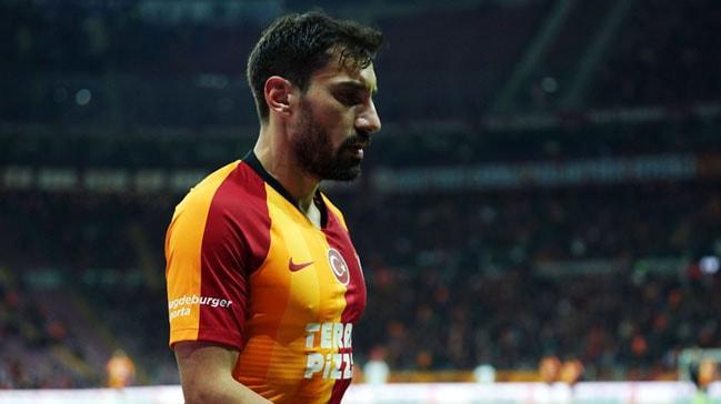 Galatasaray'da Çaykur Rizespor maçında sakatlanan Şener Özbayraklı en az 6 hafta yok