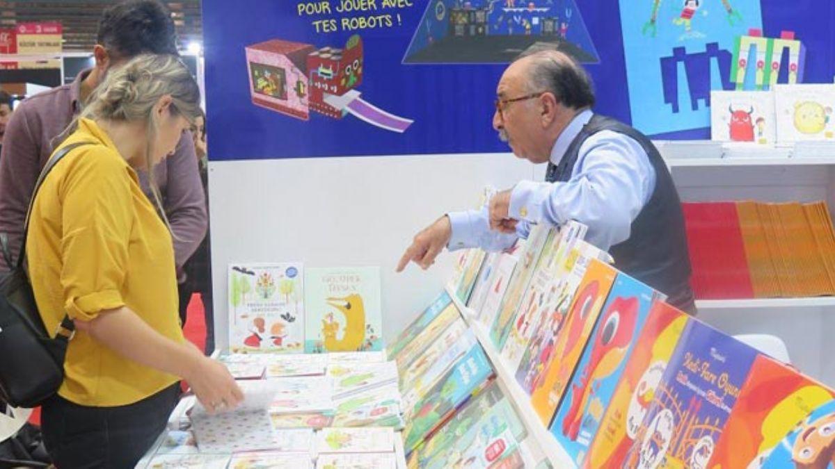 ÇOKİ Yayıncılık TÜYAP'ta kitapseverlerle buluşuyor