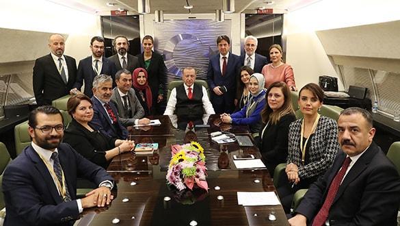 Başkan Erdoğan'dan ABD'ye kritik ziyaret! Flaş açıklama