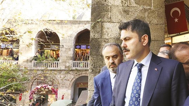 Bursa için 'tarihi' proje başlatılıyor