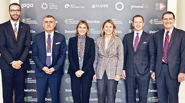 Türkiye'nin en iyi yönetilen 15 şirketi ödülüne kavuşuyor