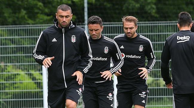 Beşiktaş'ta Burak Yılmaz, Gökhan Gönül ve Caner Erkin'e şartlı teklif!
