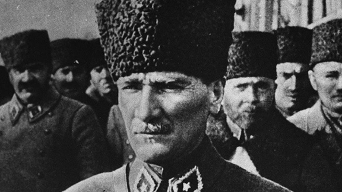 Çankaya'daki köşkünde bulundu! İşte Mustafa Kemal Atatürk'ün günlükleri...
