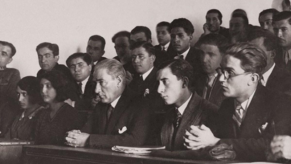 Mustafa Kemal'in Milli Eğitim Müdürü'yle tartışması, eğitime verdiği önemi gözler önüne serdi