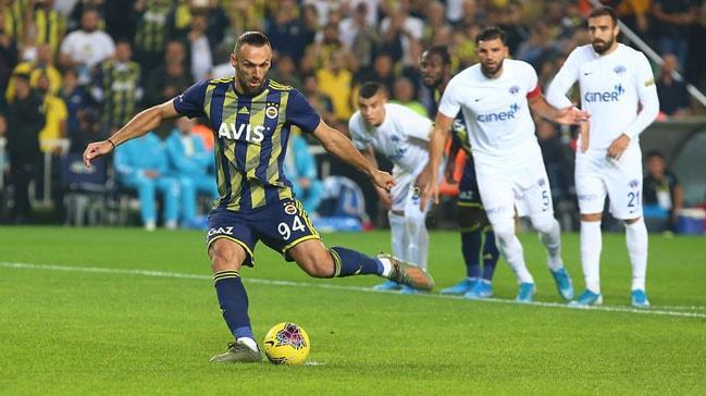 Süper Lig'de bu sezon en fazla penaltıyı Fenerbahçe ve Trabzonspor kullandı