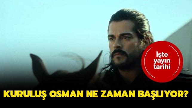 Kuruluş Osman için geri sayım