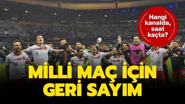 """Milli maç için nefesler tutuldu! Türkiye İzlanda maçı saat kaçta, hangi kanalda"""" İşte aday kadro.."""