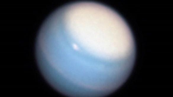 Uranüs'ün en net fotoğrafı yakalandı
