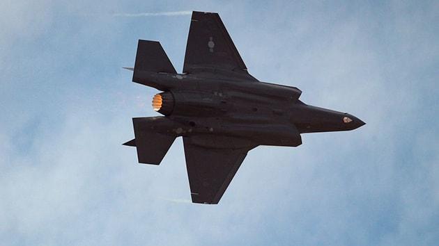 Pentagon: F-35'ler harbe hazır değil