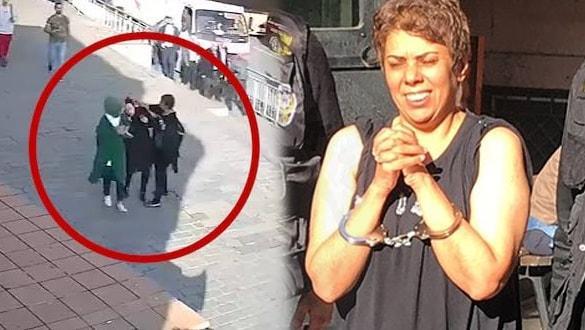 Başörtülü kadınlara saldıran provokatör hakkında karar verildi