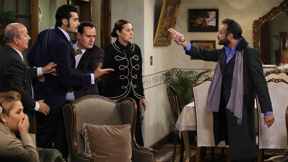 Bir Zamanlar Çukurova'nın başrolü Murat Ünalmış'tan set çalışanına yumruklu saldırı!
