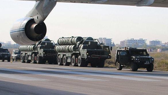 Rusya: S-400'ler ilkbahara dek savaşa hazır olacak