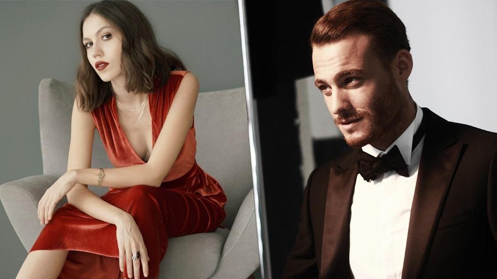 """Kerem Bürsin ile fenomen Duygu Özaslan aşk mı yaşıyor"""" İşte ilk açıklama"""