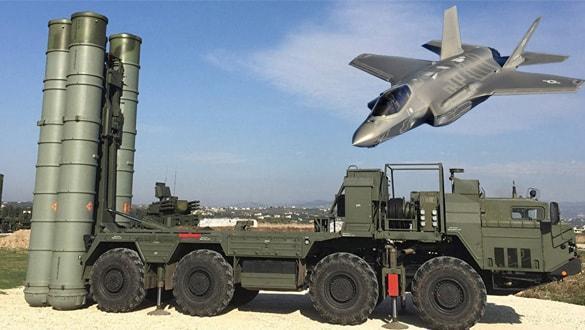S-400 ve F-35'le ilgili Türkiye'den flaş açıklama: Tekliflerini alacağız