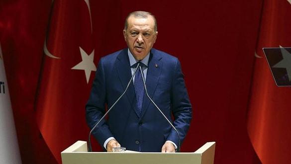 Başkan Erdoğan İl Başkanlarını uyardı: 'Hiçbir şey yok gibi hareket edemeyiz'