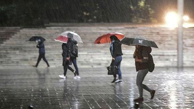 Meteoroloji: Cuma gününden itibaren yağışlar geliyor