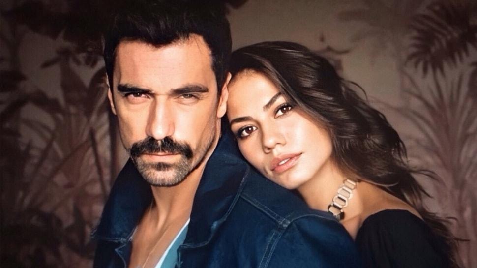 Demet Özdemir ve İbrahim Çelikkol'un başrol oynadığı 'Evim' dizisinin çekimleri başladı