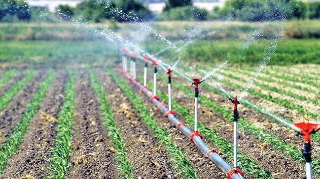 'Sulu tarım'la ekonomiyebu yıl 2.8 milyar lira katkı