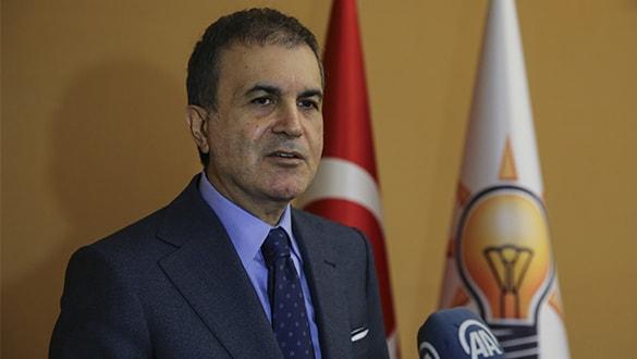AK Parti Sözcüsü Ömer Çelik'ten CHP'li vekile sert tepki: Yassıada zihniyetini dışa vuruyorlar
