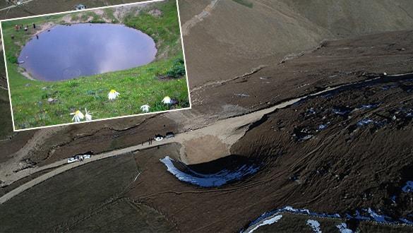 Dipsiz Göl soruşturmasında flaş gelişme! Açığa alınanlar belli oldu
