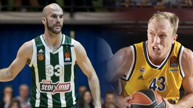 Euroleague'de haftanın MVP'leri Calathes ve Sikma