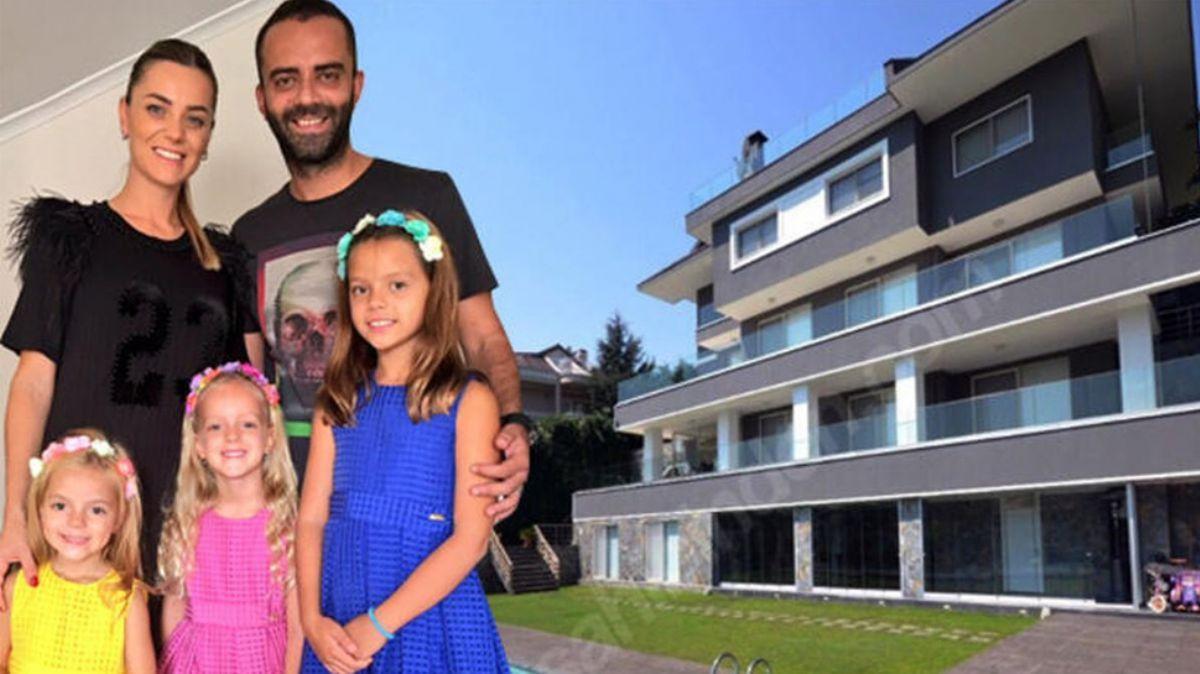 19 milyon TL istemişti... Semih Şentürk'ün satılığa çıkardığı lüks villasına ziyaretçi akını!