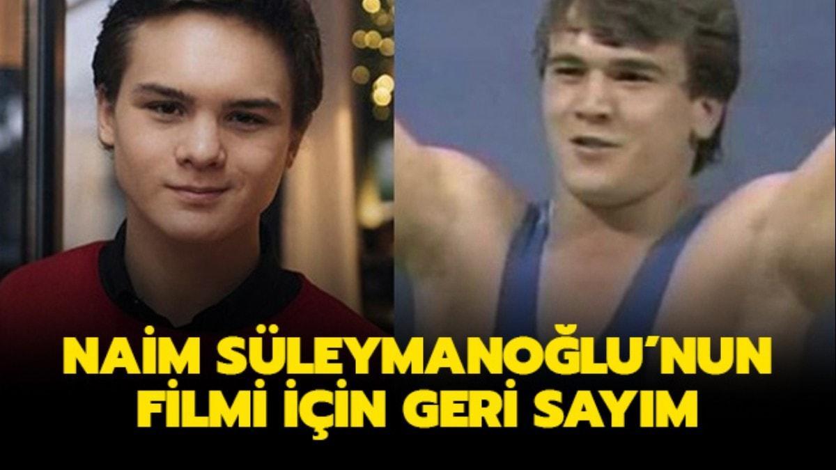 "Naim Süleymanoğlu filmi oyuncuları kimdir"" İşte Naim Süleymanoğlu filmi oyuncu kadrosu"