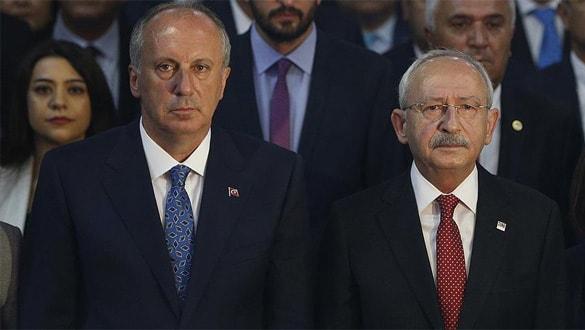 Muharrem İnce iddialara yanıt verdi: İspatlasınlar kendimi Taksim'de yakarım