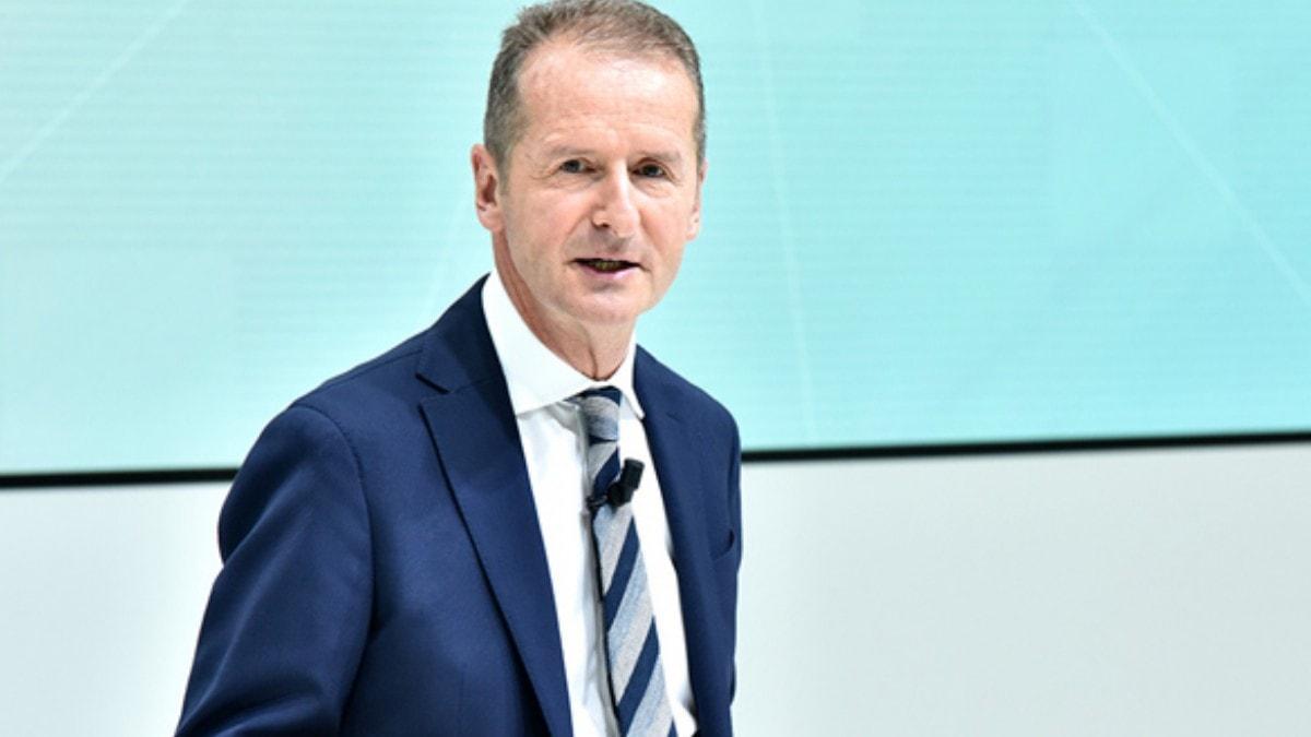 Volkswagen'in CEO'su haddini aştı! Küstah Türkiye açıklaması