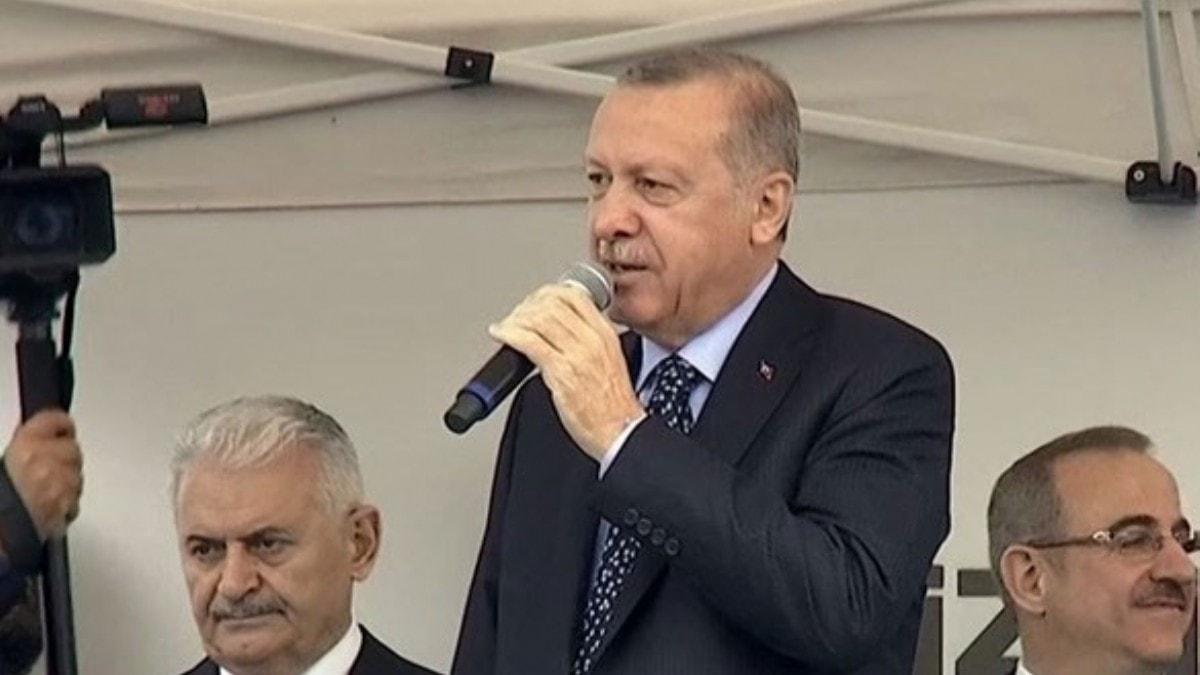 Başkan Erdoğan'dan Kılıçdaroğlu'na 'Külliye'de CHP'li görüştü iddiasına sert tepki