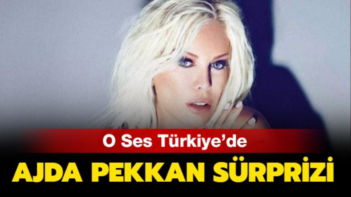 """Ajda Pekkan kaç yaşında, kimdir"""" Ajda Pekkan O Ses Türkiye'de konuk oldu!"""
