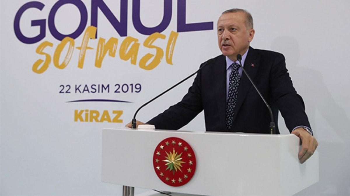Başkan Erdoğan, o iddiaları ti'ye aldı: Bay Kemal olmak kolay değil