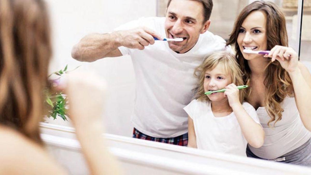 'Her 3 kişiden biri dişini fırçalamıyor'