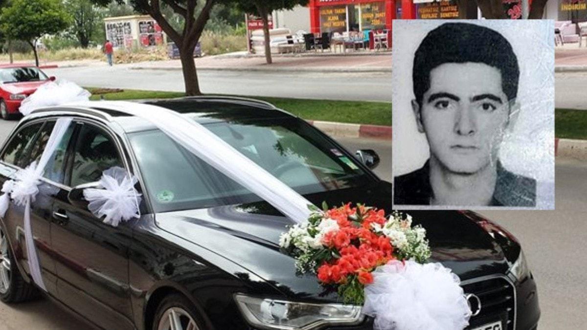 Mersin'de gelin arabasını durdurup damadı bıçakladılar