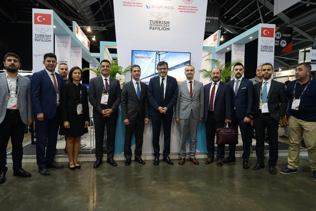 Singapur Türk teknolojisiyle tanıştı