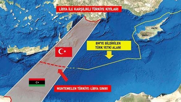 Türkiye ve Libya anlaştı! Ceyhun Bozkurt'tan önemli detay! 'KKTC'nin güvenliğini sağlamlaştırdık'