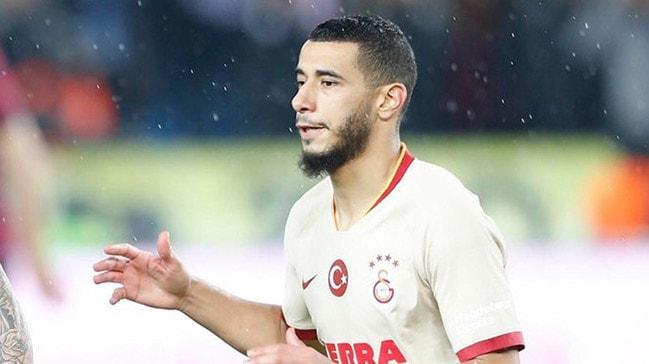 Galatasaray'da Younes Belhanda, Trabzonspor karşısında gösterdiği performansla yine şaşırtmadı