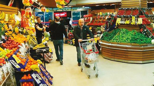 Gıda değil fırsatçı enflasyonu