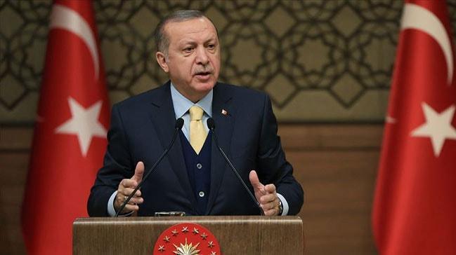 Başkan Erdoğan: Tüm vatandaşlarımızı engellilik konusunda daha duyarlı olmaya çağırıyorum